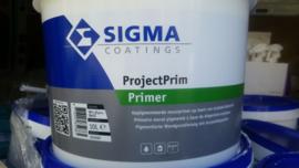 Sigma Projectprim Primer - Wit - 10 liter