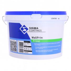 Sigma Wall Prim Primer - Wit - 2,5 liter