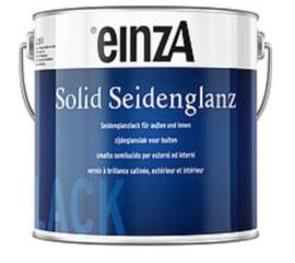 einzA Solid Seidenglanz - alle kleuren - 1 Liter