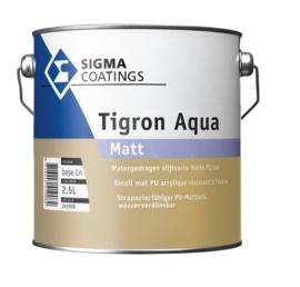 Sigma Tigron Aqua Matt - Ral 7016 -  5 liter