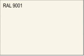 TUINBEITS kleur RAL 9001 Zuiverwit - 2,5 liter