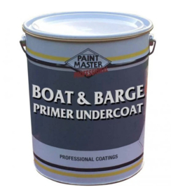 Boat & Barge Primer Undercoat - Boot primer - licht grijs - 20 liter - Hout en metaal