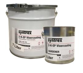 Syntrex 2 Componenten Epoxy Coating - Lichtgrijs Ral 7035 - 17 kg