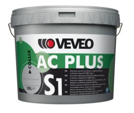 Veveo Collix AC Plus S1 Mat - Wit of lichte kleur - 10 liter