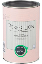 Perfection Krijtverf Extra Mat - Perzik Blush - 1 liter