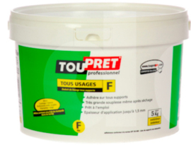 Toupret Tous Usages F(in) - 15 kg