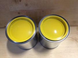 Acryl Hoogglans - Knal Geel - 1 liter