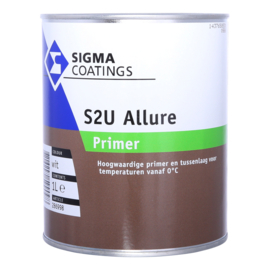 Sigma S2U Allure Primer - Wit - 1 liter