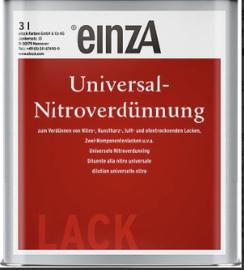 einzA Nitroverdunning voor all grund -  0.5 liter
