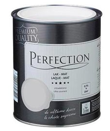 Perfection Lak Mat - Sea Green - 0,75 liter