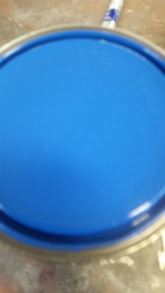 Acryl Hoogglans - Knal Blauw - 1 liter