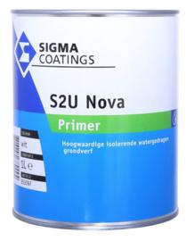 Sigma S2U Nova Primer - Babykamer roze / knal roze - 2.5 liter