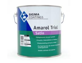 Sigma SCHAKELVERF Amarol Triol Satin - +/- RAL 9010 - 2,5 liter