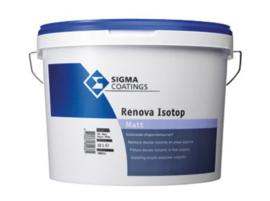 Sigma Renova Isotop Mat - Wit - 10 Liter