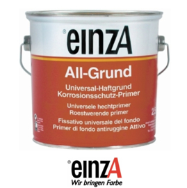einzA - All Grund - 2 maal 2.5 liter - WIT