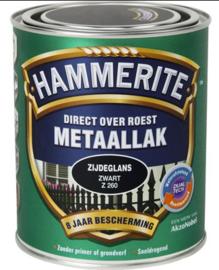 Hammerite Metaallak Zijdeglans -  - liter