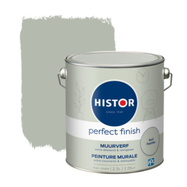Histor Perfect Finish Muurverf Mat - Gull feather - 2,5 liter