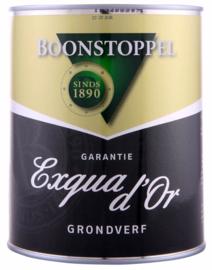 Boonstoppel Garantie Exqua d'Or Grondverf - Alle Kleuren - 1 liter