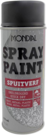 Mondial Spray Paint Spuitverf - ral 5002 ultramarijn blauw - 400 ml