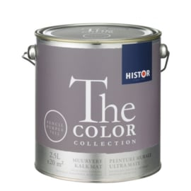 Histor The Color Collection Kalkmat - Pencil Purple 7512 - 2,5 liter