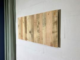 Wandpaneel Gebruikt Hout 90x45cm