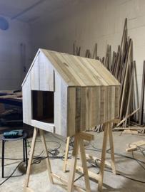 Hondenhok van Reclaimed Wood