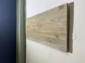 Houtenpaneel Reclaimed Wood Grey Wash 95x43cm