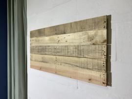 Wandpaneel Robuust Hout 94x47cm