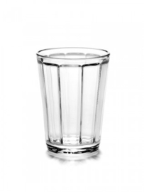 Water- /koffieglas Serax Surface * set van 4
