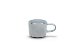 Koffietas grijsblauw