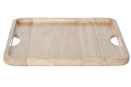 Dienblad vierkant met handvaten