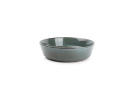 Diep bord Element Blauw/Groen - diameter 22 cm