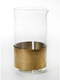 Karaf Serax koper - 1,4 liter