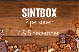 Sintbox * 2 personen I 4&5 DEC