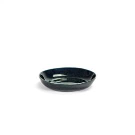 Amuse/apero bordje - Serax Anita Legrelle - Dark Blue - diam. 7 cm