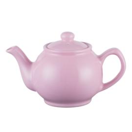 2-kops theepot pastel roze 450 ml