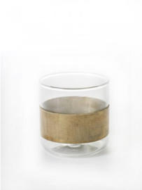Glas Serax koper / stuk