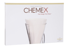 Filterzakjes koffiemaker chemex * 100 stuks