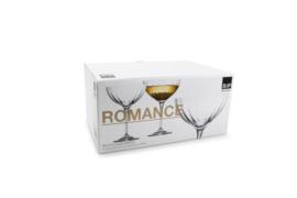 Champagnecoupe Romance S&P * set van 6