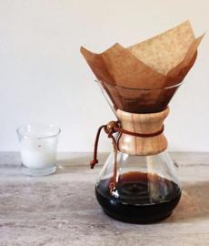 Koffiemaker / karaf Chemex - voor 6 kopjes