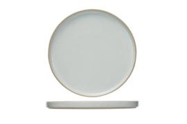 Dinerbord Concrete - lichtgrijs - diameter 28 cm