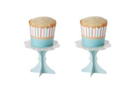 Cake vormpjes * set van 16