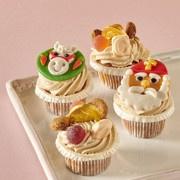 Julie's House - Sint cupcake box
