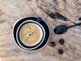 Onderbord voor espressotas Gallo
