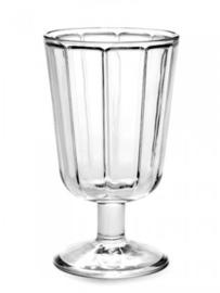 Rode wijnglas Serax Surface *  set van 4