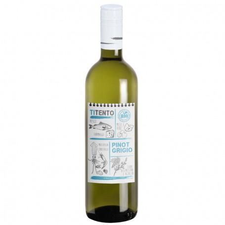 Titento - Pinot Grigio - Bio
