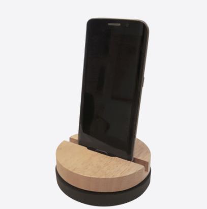 Smartphone en tablet houder voor tafel selfie