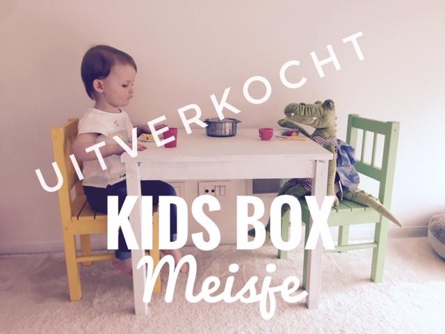 Kids Box MEISJE I 27,28 NOV