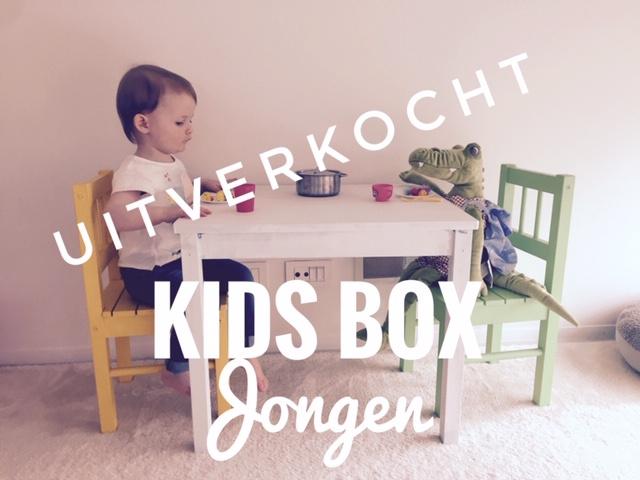 Kids Box JONGEN I 27,28 NOV