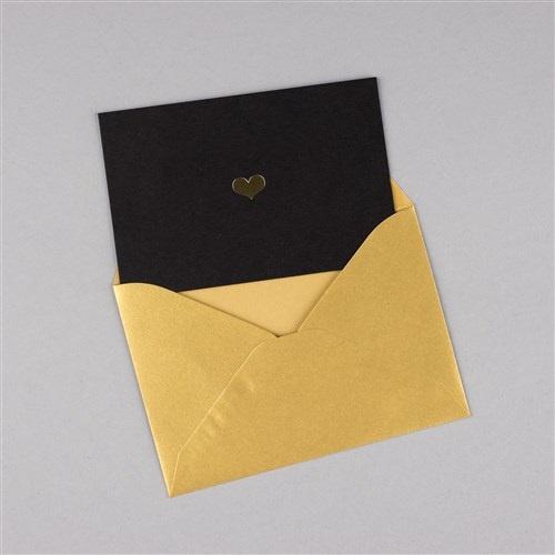 "Minikaart ""With love"""